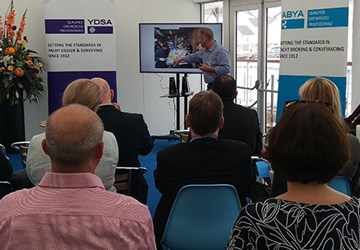 YBDSA BRIEFING AT SOUTHAMPTON BOAT SHOW